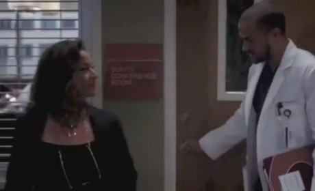 Grey's Anatomy 'Transplant Wasteland' Clip - The Suits