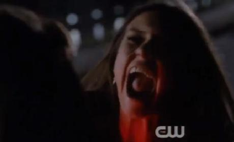 The Vampire Diaries 'Bring It On' Clip - Switched Off