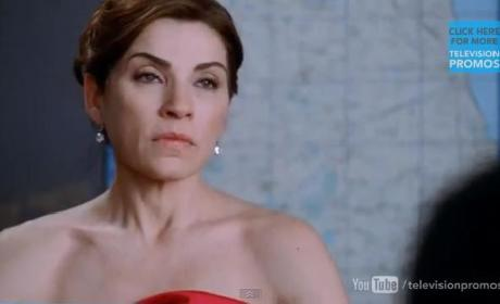 "The Good Wife Promo: ""Death of a Client"""