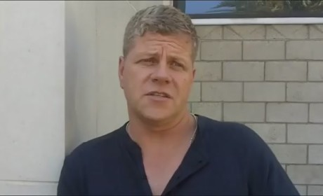 Michael Cudlitz Set Interview
