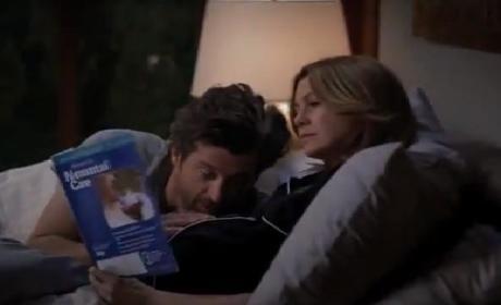Grey's Anatomy 'Idle Hands' Clip - MerDer