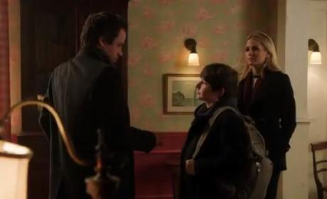 Once Upon a Time Clip: Who is Coming?