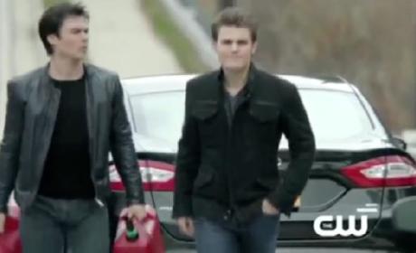Vampire Diaries Sneak Peek: Road Trip, Interrupted