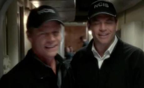 NCIS 'Squall' Clip - Tony and Stan