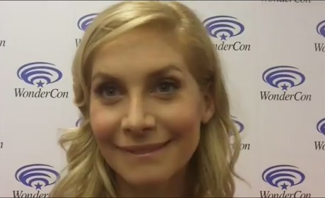 Elizabeth Mitchell Interview