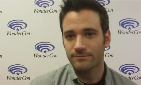 Colin Donnell WonderCon Interview
