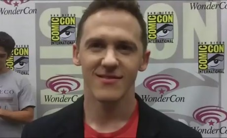 Teen Wolf Cast Interviews: Live from WonderCon!