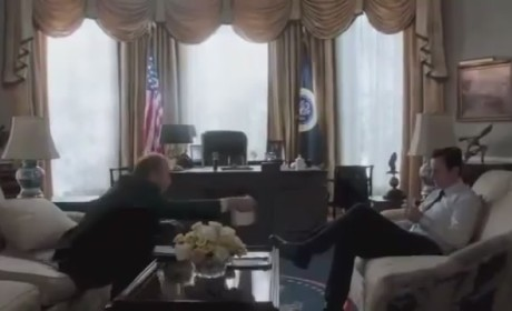 Scandal Clip: Advice for Cyrus