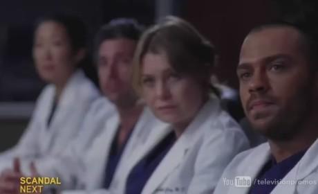 Grey's Anatomy 'Sleeping Monster' Promo