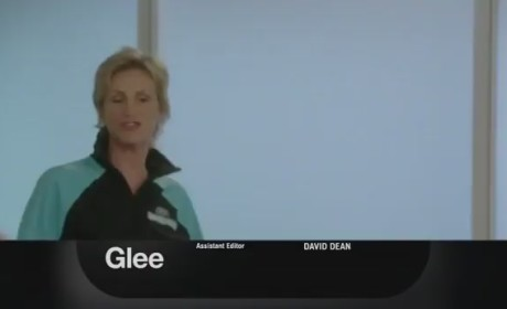 "Glee Promo: ""Lights Out"""