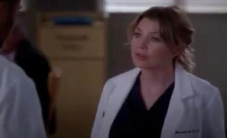 Grey's Anatomy 'Sleeping Monster' Clip - Under the Bus