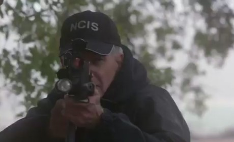 NCIS 'Revenge' Clip - Come Out!