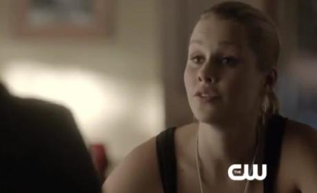 The Vampire Diaries Clip: Bonding at The Grill
