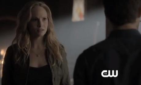 The Vampire Diaries Clip: Interfering in an Intervention