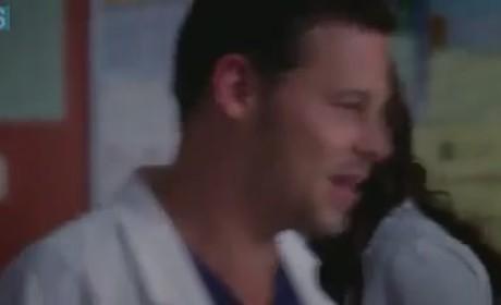 Grey's Anatomy 'Do You Believe in Magic' Clip - Jo and Alex
