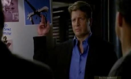 Castle Clip: All About Drones