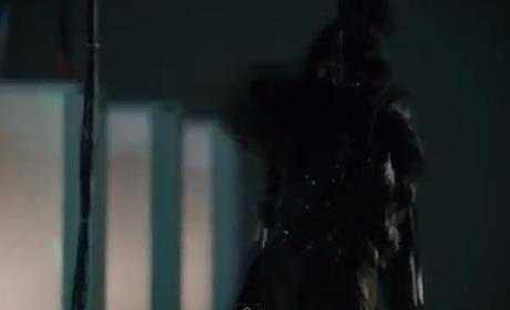 Arrow Clip: Dark Archer in Action