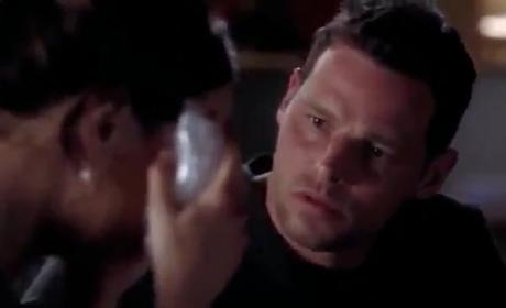 Grey's Anatomy 'Readiness is All' Clip - Alex and Jo