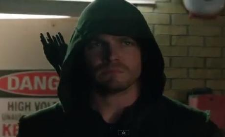 "Arrow Season Finale Promo: ""Sacrifice"""