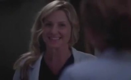 Grey's Anatomy 'Readiness is All' Clip - End Scene