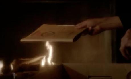 NCIS Season 10 Finale Clip - Files Burned