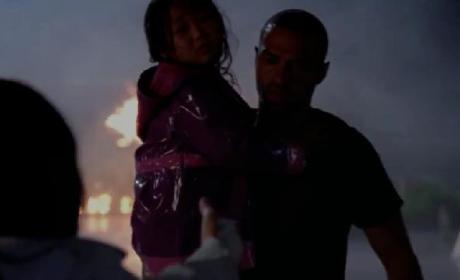 Grey's Anatomy Season 9 Finale Clip - Jackson the Hero