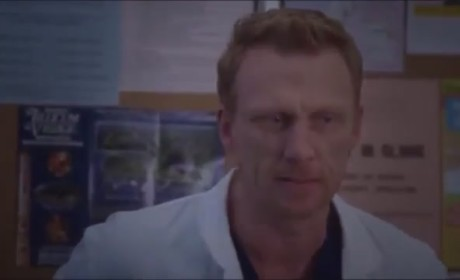 Grey's Anatomy Season 9 Finale Clip - Cristina, Owen Split