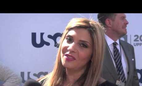 Callie Thorne and Scott Cohen Tease Necessary Roughness Season 3, Attractive New Co-Stars