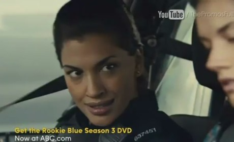 "Rookie Blue Promo: ""Different, Not Better"""