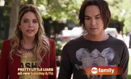 "Pretty Little Liars Promo: ""Face Time"""