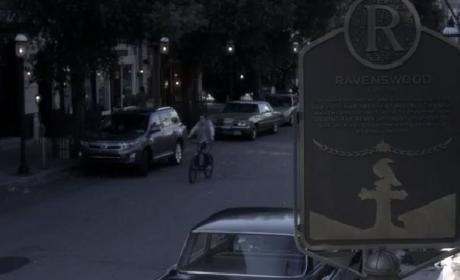 Pretty Little Liars Clip: Entering Ravenswood