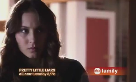 "Pretty Little Liars Promo: ""Crash and Burn, Girl!"""