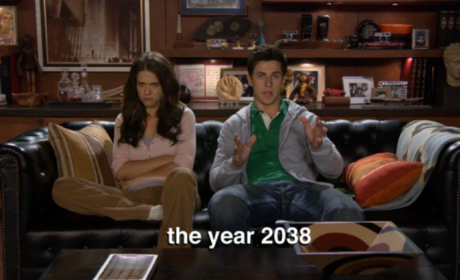 How I Met Your Mother Kids to Ted: Get to the Point!