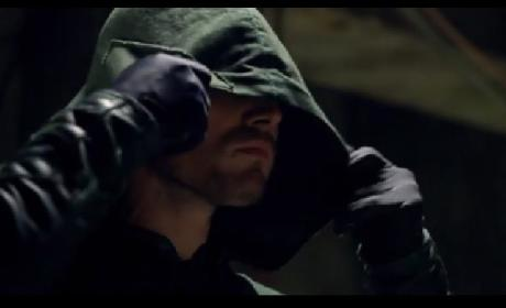 Arrow Comic-Con Teaser