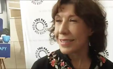 Lily Tomlin Exclusive