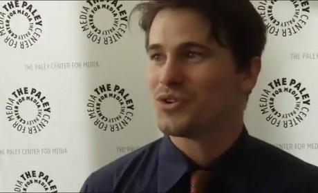 Jason Ritter Previews Us and Them, Ponders Parenthood Future