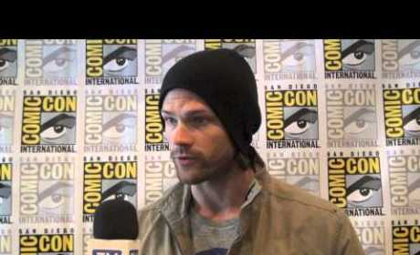 "Jared Padalecki Previews ""Deeper Waters"" for Sam and Dean on Supernatural Season 9"