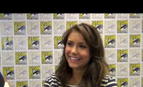Nina Dobrev on The Vampire Diaries Season 5: Can Delena Be Happy?