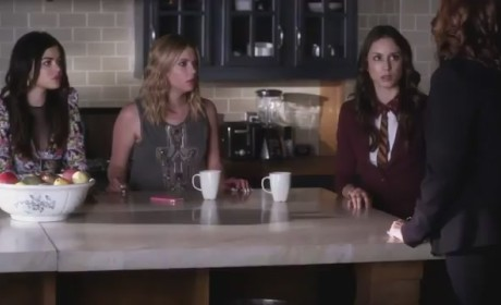 Pretty Little Liars Clip: Where's Ashley?