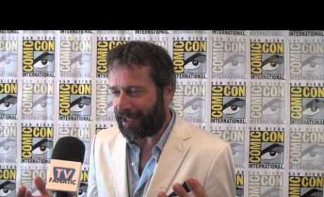 James Purefoy Exclusive
