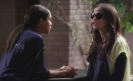 Pretty Little Liars Clip: A Revealing Conversation