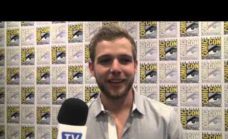 Max Thieriot Comic-Con Interview