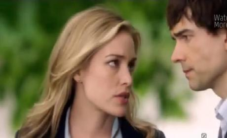 """Covert Affairs Promo: """"Space (I Believe In)"""""""
