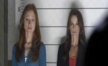 Pretty Little Liars Clip: All Lined Up