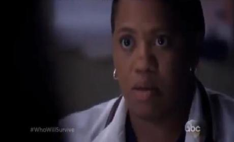 Grey's Anatomy Season 10 Trailer: Who Will Survive?