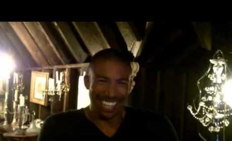 Charles Michael Davis Previews The Originals, Late-Night Dance Parties and More