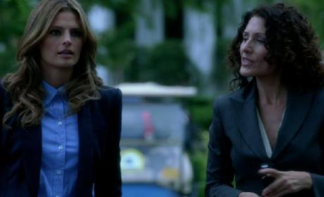 Castle Exclusive: Lisa Edelstein on Influencing Beckett, New Pilot and More