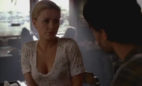 True Blood Season Finale Clip: Alcide and Sookie