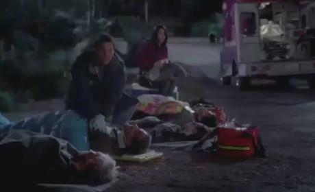 Grey's Anatomy 'Suddenly' Clip: Car!