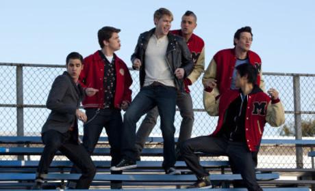 Glee Cast - Summer Nights